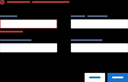 Messaging States - Lightning Design System